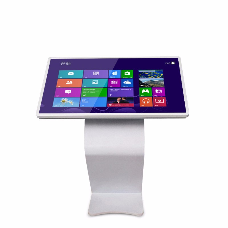 TFT Android All-In-One PC LCD Touch Screen Kiosk Ad Player For Hotel Mall Subway Featured Image