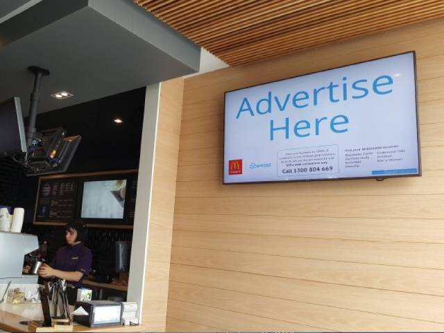 Digital signage applied to campus information