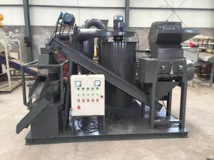 Entegre-kalite Copper Fil Granulator