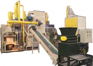 Circuit Papan Recycling Line