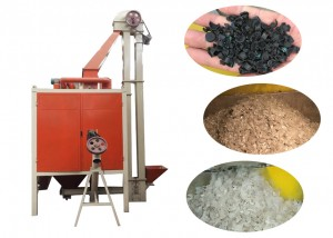Drip Flaska Silica Gel -Plastic Flokkun Equipment
