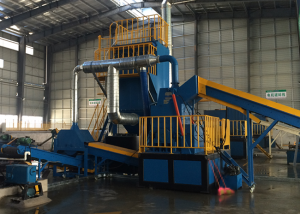 Motor Rotor recycling equipment
