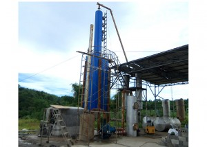 Sampah-Oil-Distillation-Plant