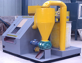 Bersepadu jenis Copper Wire Granulator