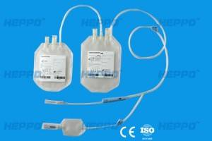 Quality Inspection for Silicone Catheter - double blood bag – Hengxiang Medical