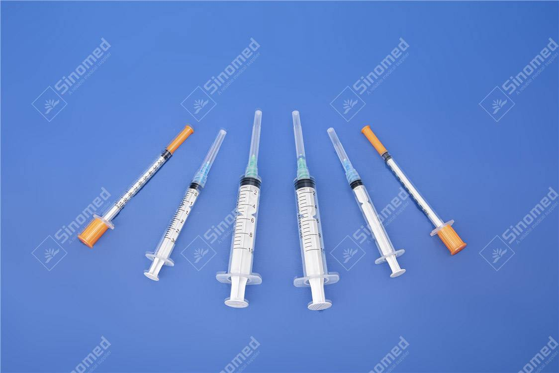 Disposable Syringe Featured Image