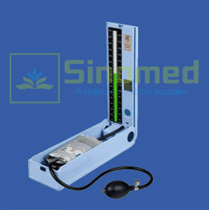 Mercury-free sphygmomanometer Model NO.SMD1018