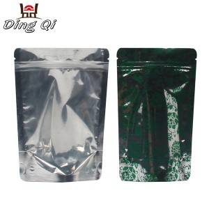 Corrugated Roof Sheet Heat Seal Foil Pouches - foil packaging bags – DingQi