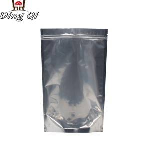 Pre_Painted Steel Strip Plastic Stand Up Pouches - foil food bags – DingQi
