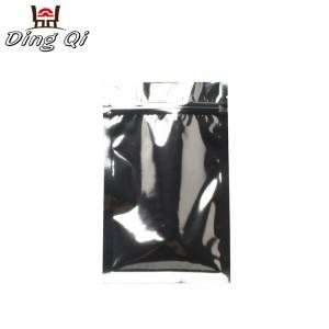 Color Coated Aluminum Sheet Resealable Foil Food Bags - mylar foil bags – DingQi