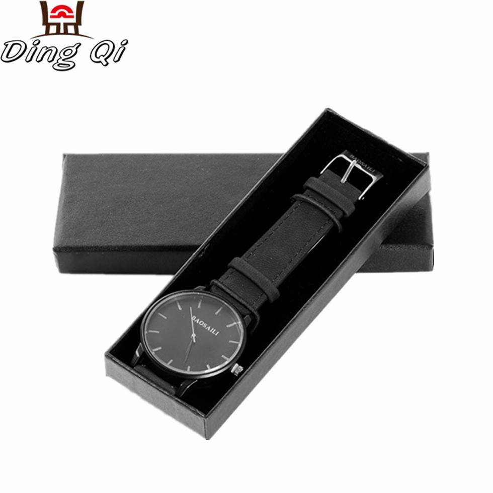Luxury packaging paper watch gift jewelry box Featured Image