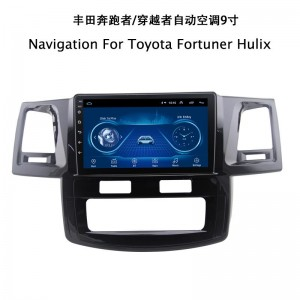 Navigation For Toyota Fortuner Hulix-2