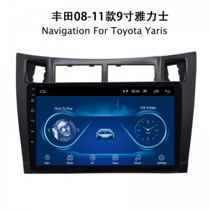 Navigation For Toyota Yaris