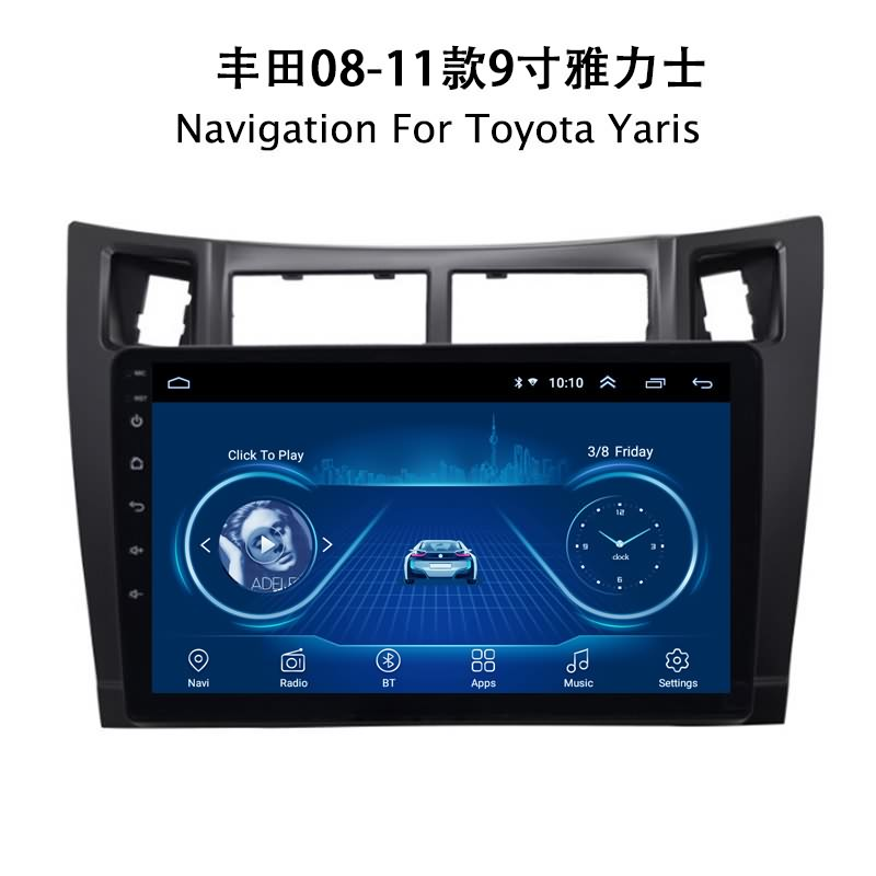 Navigation For Toyota Yaris Featured Image
