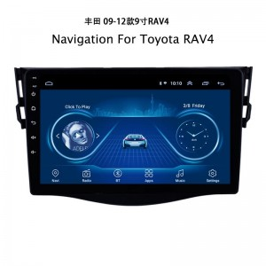 Navigation For Toyota RAV4