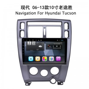 Navigation For Hyundai Tucson
