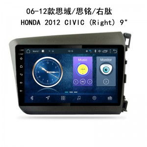 Navigation frame,Honda,Right peptide civic