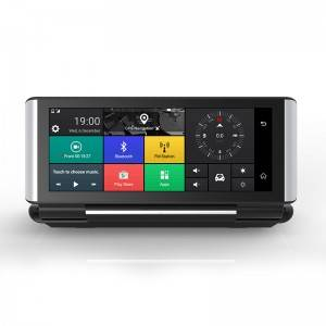 T99P  7 inch 4G Car GPS Navigation & DVR