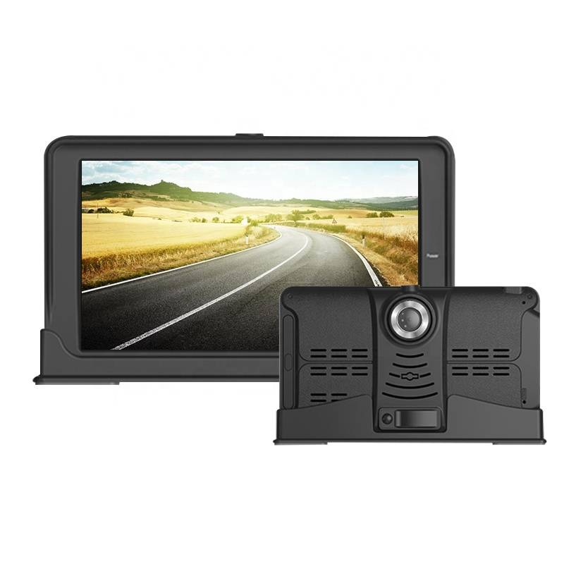 "734   7"" Touch Screen Universal Car GPS Navigation with DVR"