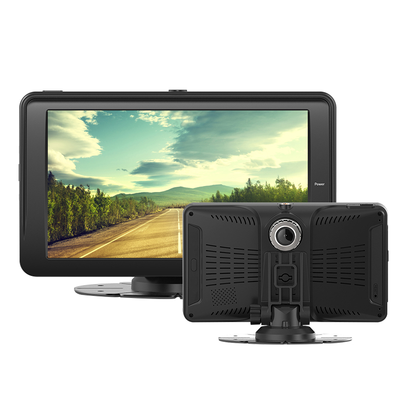 Good Wholesale Vendors Stream Media - 764   7 inch WIFI 1080P Dashboard Camera with Radar Detector – Qizheng