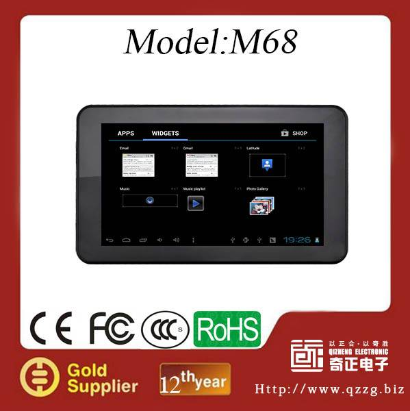 M68   7 inch Android GPS Navigation Device