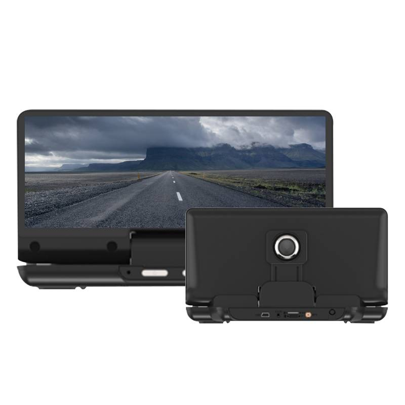 New Arrival China Portable Navigator - D21   4G Dual Lens Car Dash Cam – Qizheng