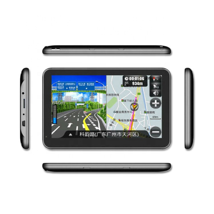 M8+   Car GPS Navigator with WIFI