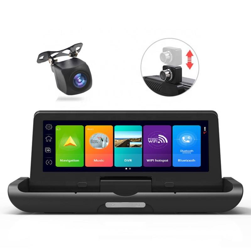 ZH733   4G Android 8.1 Car Dashboard Camera Featured Image