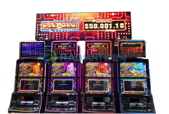 Rectangle LED Display for Slot Machine