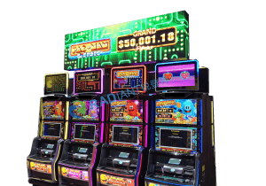 Rectangle LED Display alang sa Slot Machine