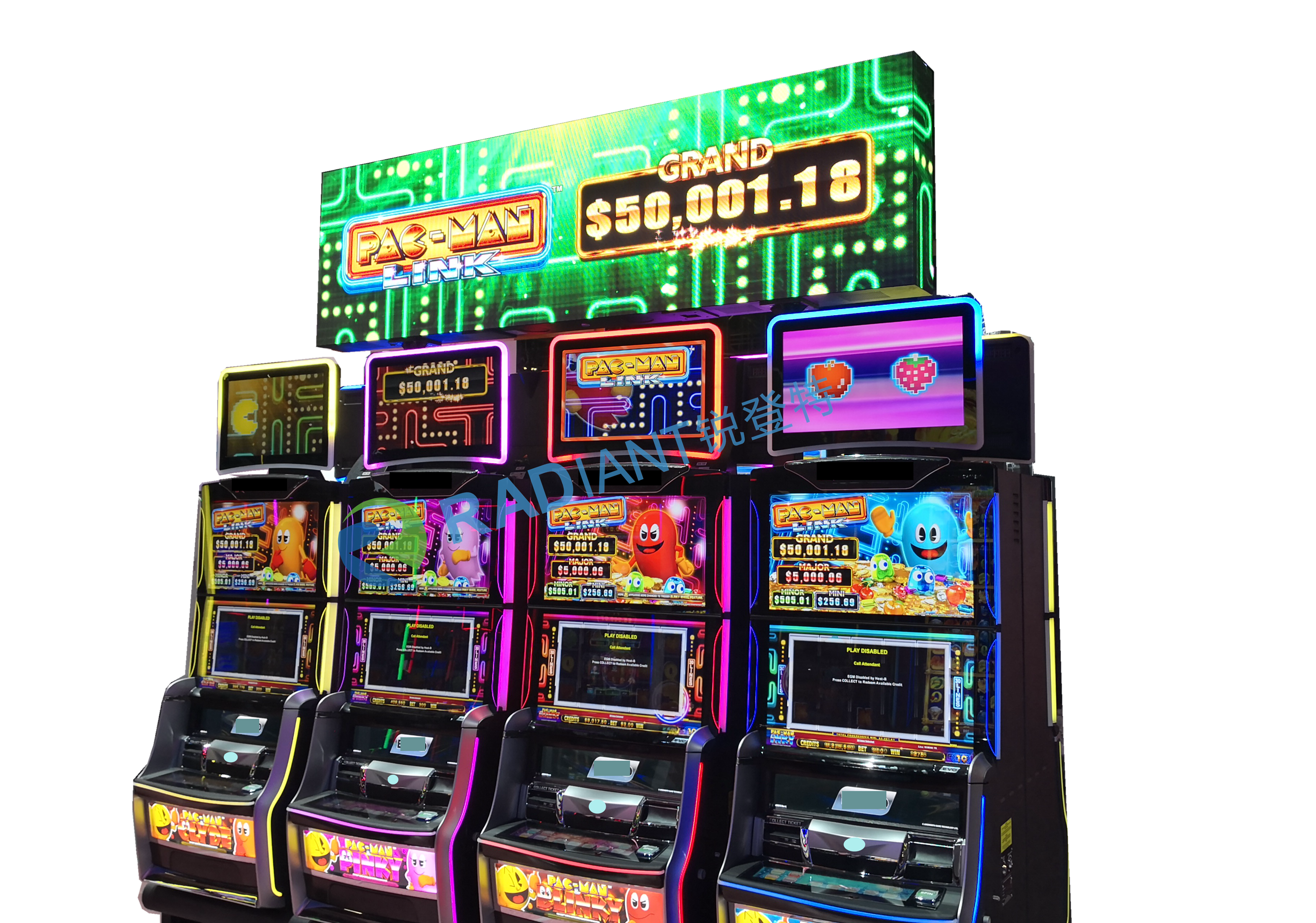 Uxande LED Bonisa for slot Machine