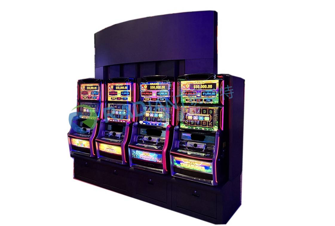 Ellipse LED Display for Slot Machine