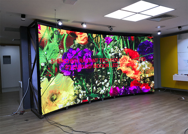 FXI3 LED screen