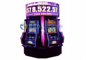 Round LED Display alang sa Slot Machine