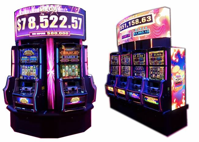 LED Signage for Slot Machine