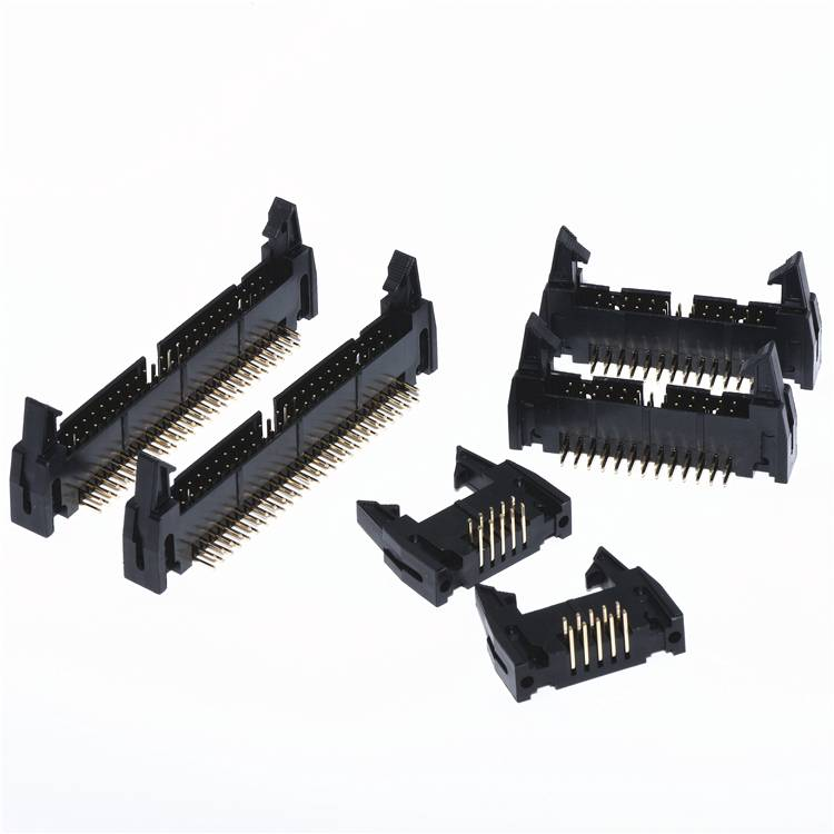 IDC connector market-  Do you know how many kinds of Box header there are?