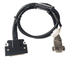 HDB15P VGA connector to aviation plug servo power cable assembly
