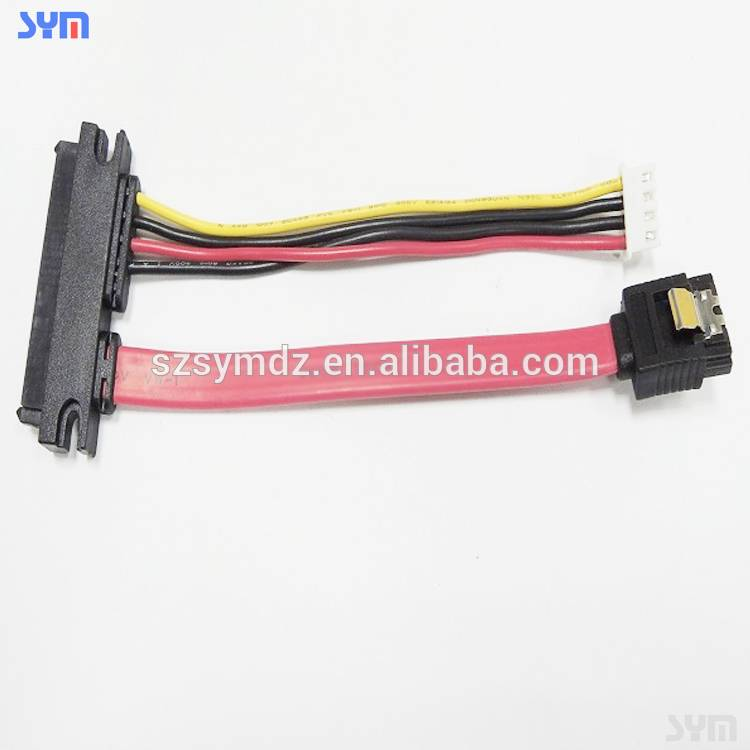China oem odm design plants esata data power cable sata