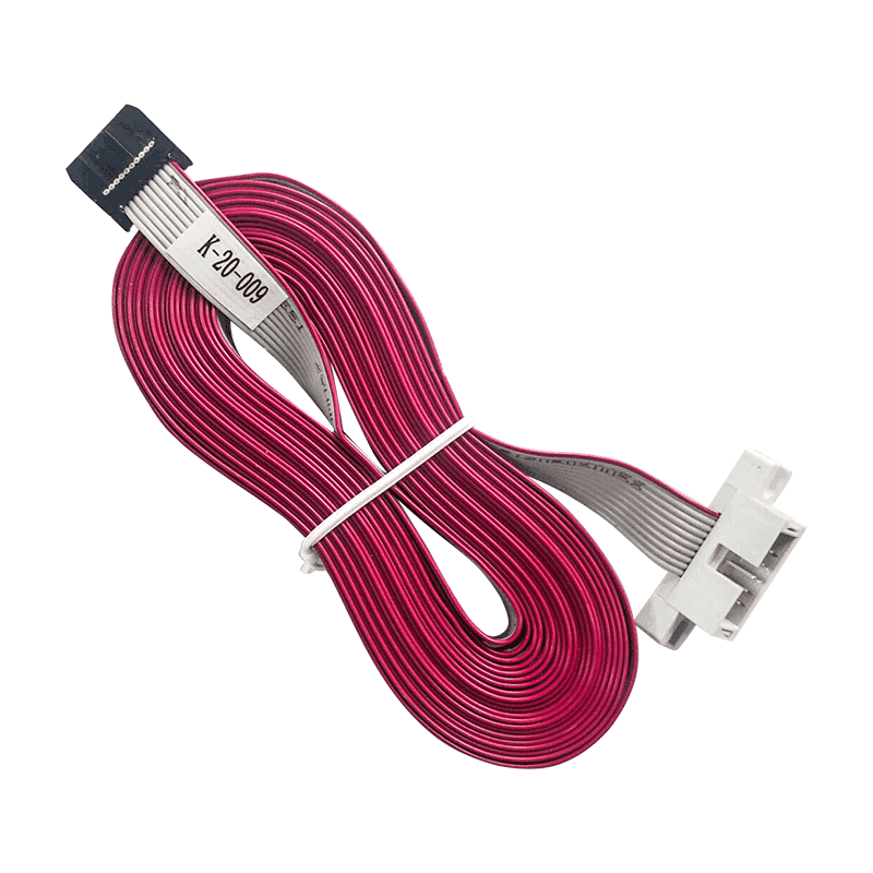Flat  Cable with Box Header and IDC Connector Featured Image
