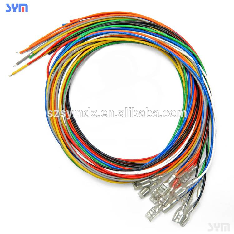 Electrical cable assembly company power connector harness