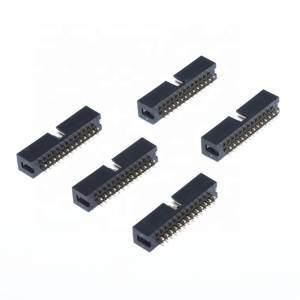S12-11026-00 DIP 2.54 mm 180 Degree 26 Pin Box Header PCB Connector