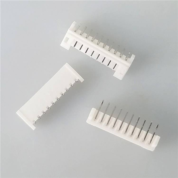PH2.0-10 Pin  Wafer 90 degree  Connector Housing Connector with Buckle