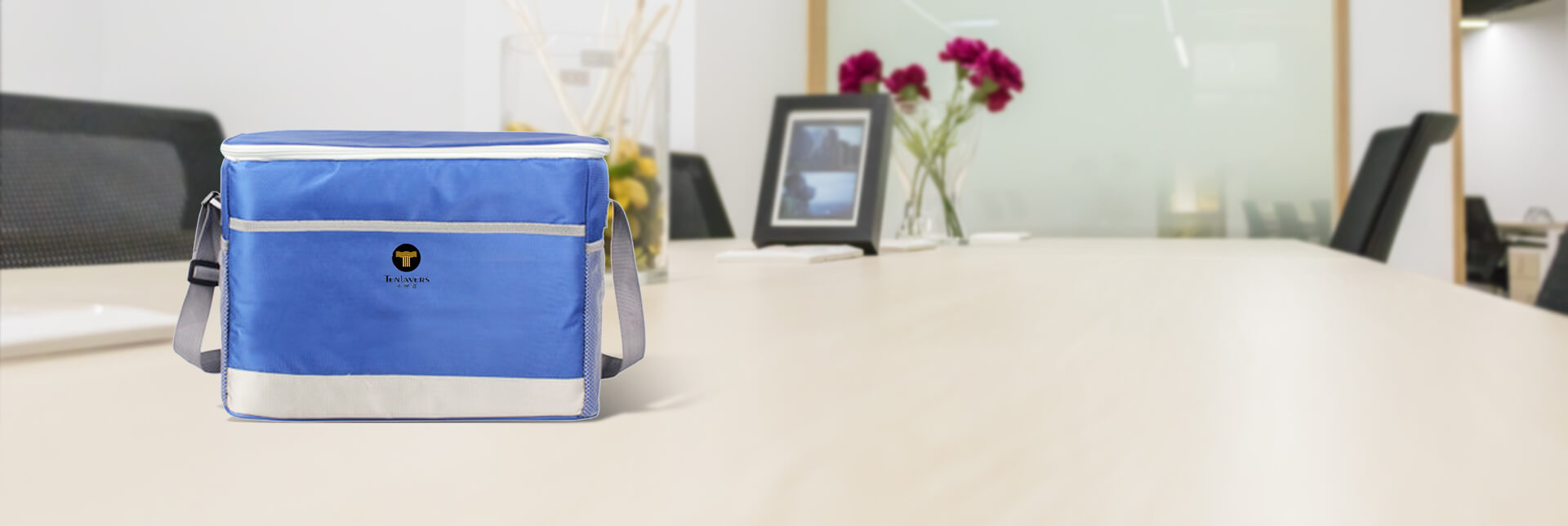 Tenlayers Hot Food Delivery Packaging Lunch Bag