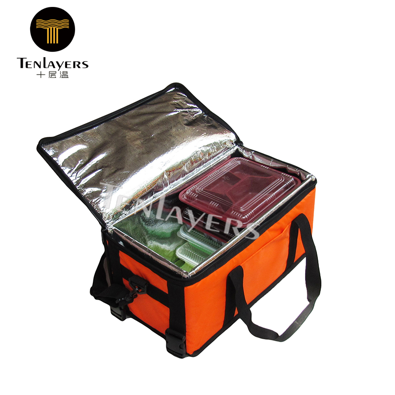 8 Year Exporter Leather Knife Bag - fabric promotional tin lunch box bento cooler bag wholesale – Zhao Hongsheng