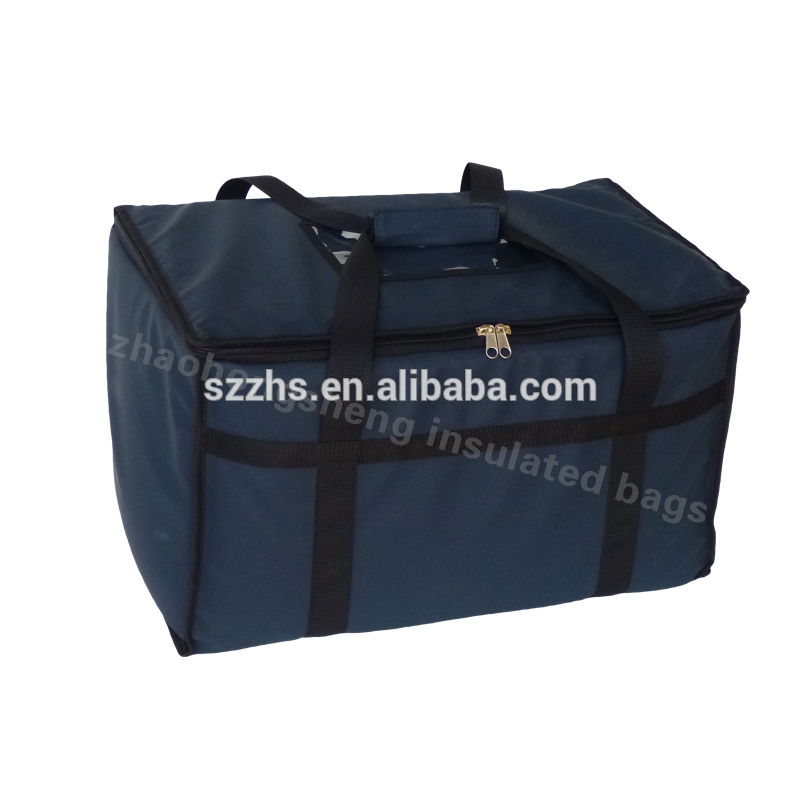Whole Food Insulated Thermal Food Delivery Lunch Bag for restaurant