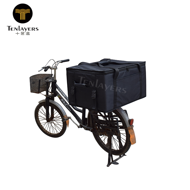 hot and cold food insulated delivery transport carry hot bags