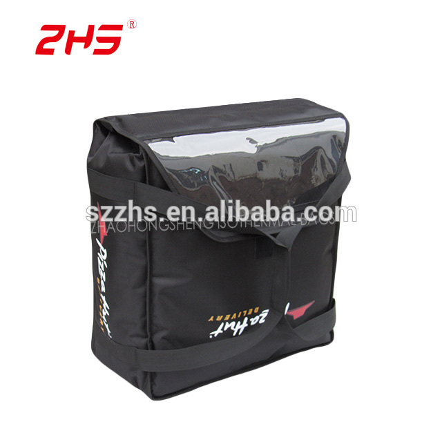 Factory wholesale Custom Thermal Cooler Bag - Good thermal solution how to keep bag warm for pizza hut delivery – Zhao Hongsheng