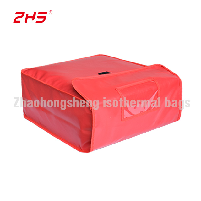 OEM/ODM China Heated Pizza Bag - insulated pizza delivery food bag wholesale – Zhao Hongsheng