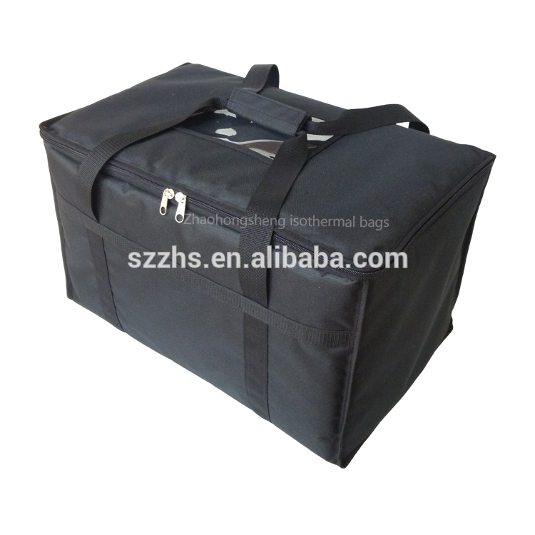 2018 Good quality thermal food delivery Bag for pizza or cake