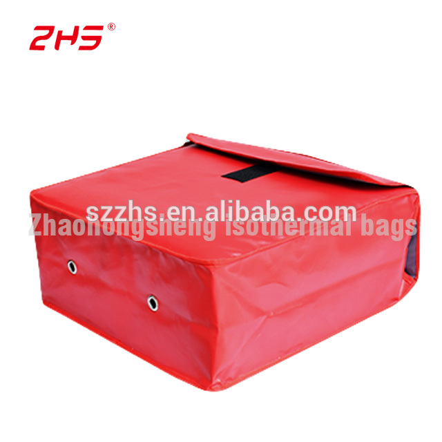 professional insulated thermal food delivery cooler pizza bag